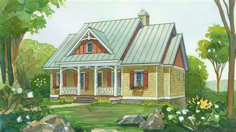 Small House Plans-southern Living