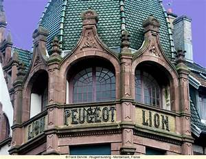 Art Nouveau Architecture : where can i find art nouveau jugendstil buildings ~ Melissatoandfro.com Idées de Décoration