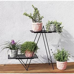 10, Easy, Pieces, Metal, Plant, Stands