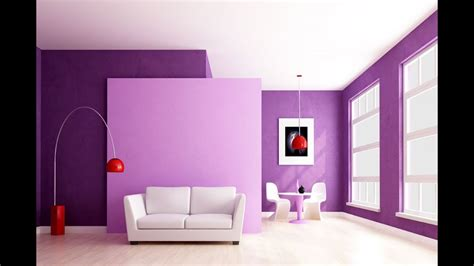 modern living room wall paint  color combination