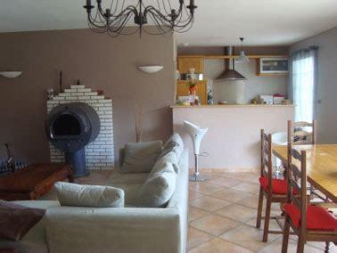 peinture salon cuisine ouverte 12 déco salon et chambre avec une peinture couleur taupe i