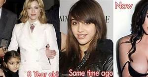 Madonna's Daughter Is Now Grown Up! Shocking Then and Now ...
