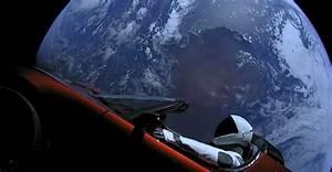 Tesla En Orbite : le tesla roadster spatial a pass l 39 orbite de la plan te mars ~ Melissatoandfro.com Idées de Décoration