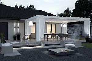 Moderne terrassen berdachung 60 verschiedene ideen for Moderne terrassenüberdachung