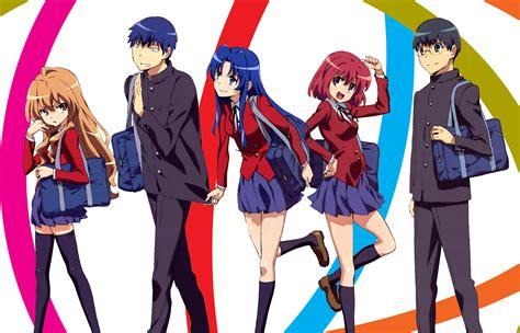 Toradora Anime Wallpaper - toradora review anime rice digital rice digital