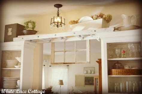 kitchen cabinets decorating ideas 5 ideas for decorating above kitchen cabinets