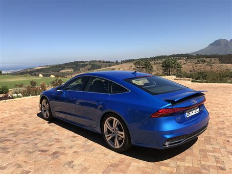 Audi A7 2019 by 2019 Audi A7 Drive Review Evolution In Africa