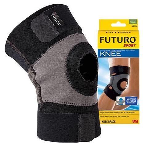 Amazon.com: Futuro Hinged Knee Brace, Adjustable: Health