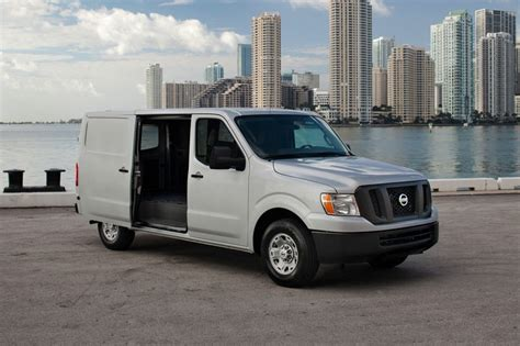 Nissan Nv Cargo Van X Dimensions Price Engines