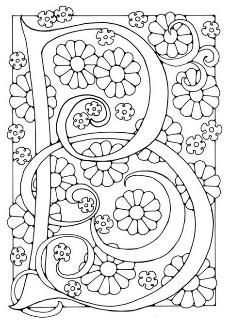 letter  coloring pages  coloring  pinterest