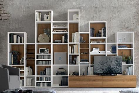 librerie componibili moderne librerie componibili a spalla mobili per il soggiorno