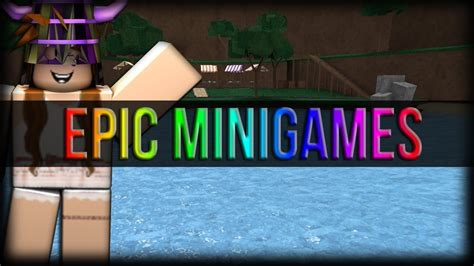 Roblox Epic Minigames #5 Youtube