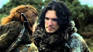 S3E7 Game of Thrones: You know nothing, Ygritte - YouTube  Ygritte