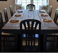 Farmhouse Dining Room Table Seats 12 by Farmhouse Table Remix How To Build A Farmhouse Table East Coast Creative