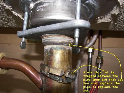 Leak Under Kitchen Sink