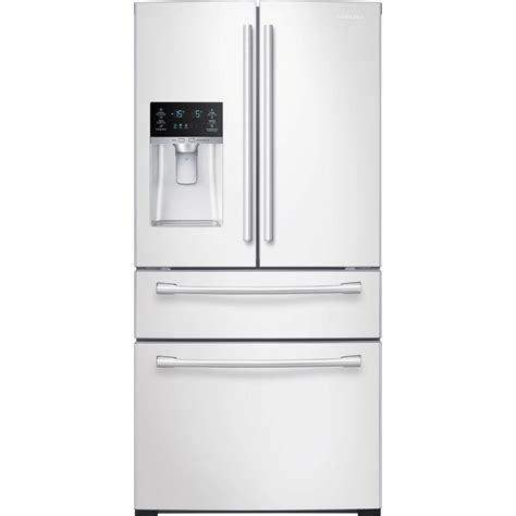 white door refrigerator samsung 28 15 cu ft 4 door door refrigerator in