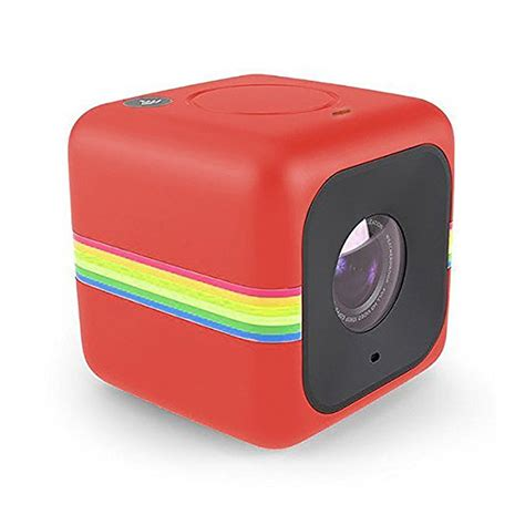 polaroid polaroid cube lifestyle action camera full hd