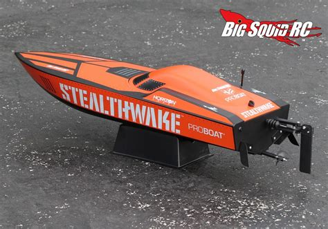 Pro Boat Rc by Pro Boat Stealthwake 23 Unboxing 171 Big Squid Rc Rc Car
