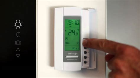 Laticrete Floor Warming Thermostat Manual by Laticrete Floor Warming Thermostat Manual Meze