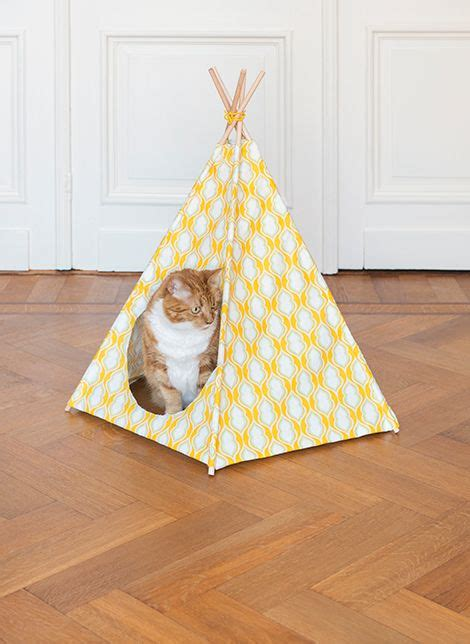cat tipi diy cat tipi naaien