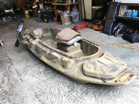 Beavertail Duck Boats Stealth 1200 by Beavertail 1200 Layout Duck Boat Bloodydecks