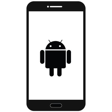 smartphone icon vector png android smart phone icon icon search engine