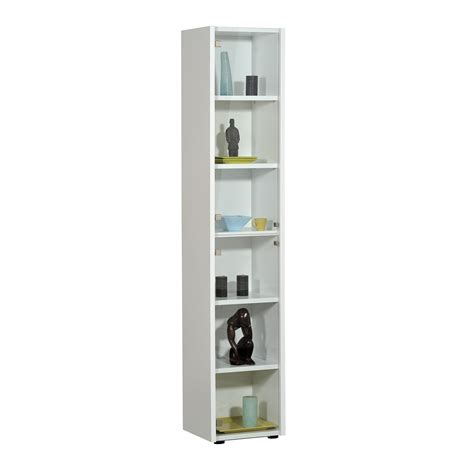 tall narrow white bookcase smooth white tall narrow bookcase design ideas for bedroom