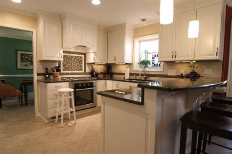 kitchen bar counter designs white kitchen with bar counter traditional kitchen 5091