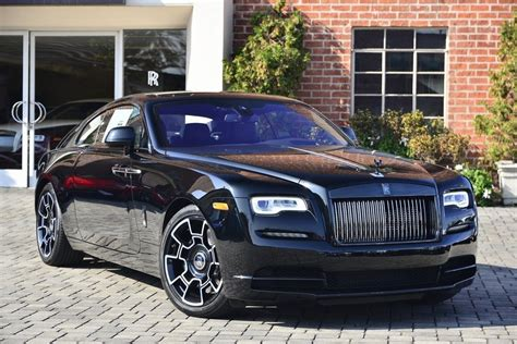 Rolls Royce Wraith 2019 by Vehicle Details 2019 Rolls Royce Wraith Black Badge At O