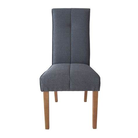 milan pair of dining chairs