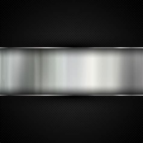 Abstract Black Metal Background by Abstract Metal Background Vector Free