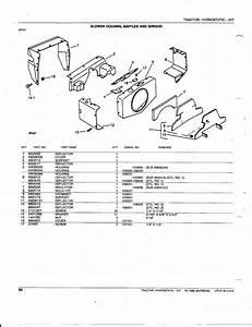 John Deere 317 Hydrostatic Tractor Parts Catalog Album