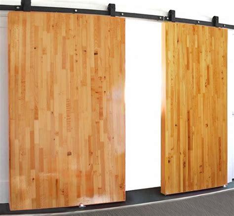 large sliding barn doors barn door room divider large sliding doors