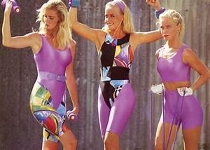 #80s #fitness #workout #fashion | The Trojan Women ...
