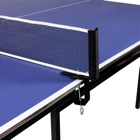 compact ping pong table donnay indoor compact tennis table full size ping pong