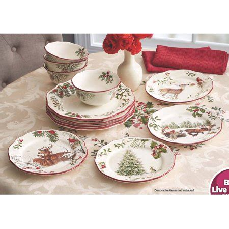 Better Homes And Garden Dishes by Better Homes And Gardens Heritage 12 Dinnerware Set
