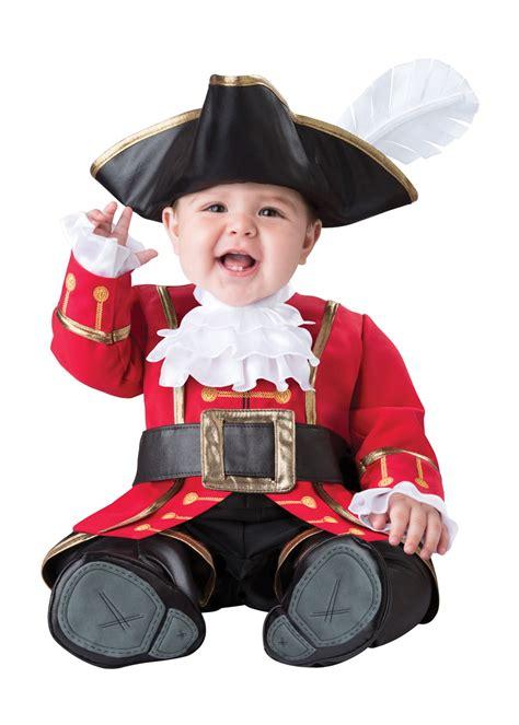 Captain Cuteness Pirate Baby Costume - Pirate Costumes