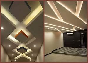 Latest False Ceiling Design Ideas (POP & Gypsum) for