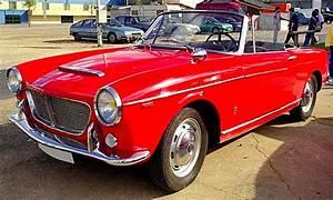 Voiture Cabriolet 4 Places : fiat 1200 cabriolet voiture routi re de 1955 voitures anciennes de collection v2 ~ Gottalentnigeria.com Avis de Voitures