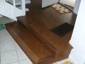 vinyl plank flooring installation on stairs floor matttroy