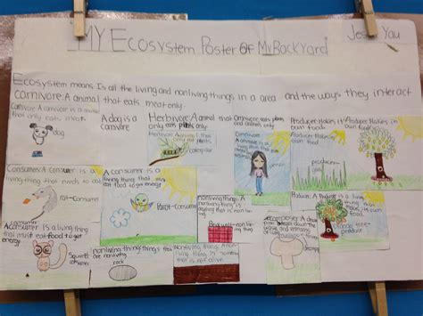 4th grade mission project template upcoming projects and rubrics