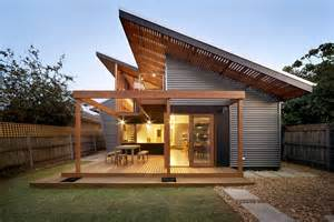 Surprisingly Shed Roof House Design by Bungalow To Bold