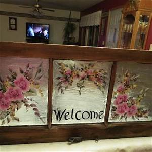 141 best fake glass windows images on pinterest stained With best brand of paint for kitchen cabinets with diy mercury glass candle holders