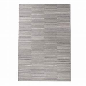 tapis gris home spirit bellagio 140x200 With tapis tapis gris