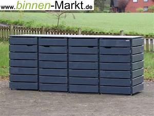 Mülltonnenbox Holz Anthrazit : 50 besten m lltonnenverkleidungen bilder auf pinterest m lltonnenverkleidung holz deutschland ~ Whattoseeinmadrid.com Haus und Dekorationen