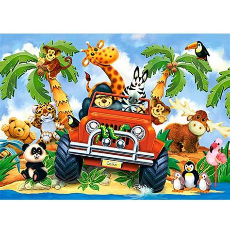 40-delna Maxi sestavljanka Safari - Castorland nakupovanje v IgračeShop
