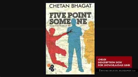 Chetan Bhagat Novels Free Download
