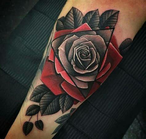 rose tattoos images  pinterest floral tattoos