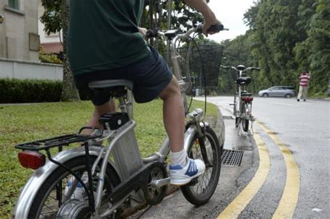 Modified Electric Bicycle Singapore by Bike Retailers Fined 1 000 Each For Selling Illegally