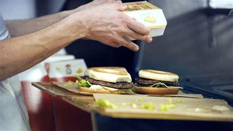 mcdonald 39 s restaurant sociétés